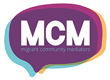 MIGRANT COMMUNITY MEDIATORS MCM Logo